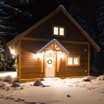 Foto van Cedar House Restaurant & Chalets