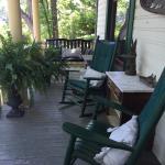 Balcony - Peabody House Photo