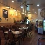 Lovely neighborhood place with wonderful food and excellent service.