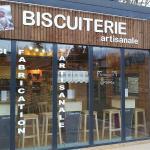 "Biscuiterie artisanale "" la rue des biscuits"""