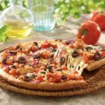 Mediterranean, Specialty Pizza