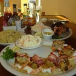 Yummy Dinner at Calypso