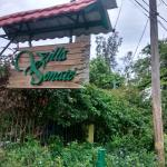Villa Sonate sign
