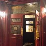 Woodhaven House door