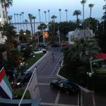 Foto de Hôtel Barrière Le Majestic Cannes