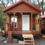 Our Tiny House Stay
