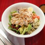 Dave & Tony's Cobb Salad with Grilled Chicken