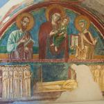 Affresco restaurato - foto Guglielmo D'Arezzo Photographs