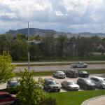 View from room of Scottsbluff