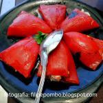 pimentos recheados com bacalhau