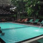 Foto de Hotel Puri Bambu