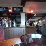 White Hart - interior