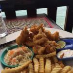 RM20 Seafood Platter