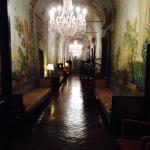 Il bellissimo corridoio di 40 metri