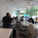 Photo of Flux Cafe Science Gallery