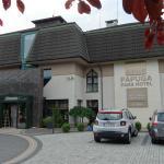 Foto de Papuga Park Hotel