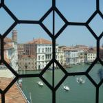 Window view of the Grand Canal