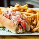 Our delicious lobster roll