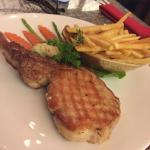 Another brilliant night at Ticino with BeerLoa and Pork Chop (my favourite) ��