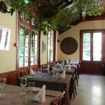 sala da pranzo... con albero incorporato