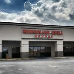 Mongolian Grill, Florence, Alabama