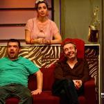 Nuit d'ivresse avec Larra Mendy, Loïc Rojouan et Stéphane Caudéran