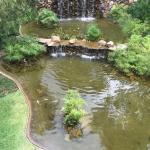 Acuario Natural, vista desde el Puente que Lleva a las Suites