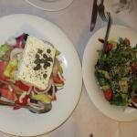 Lovely salads!