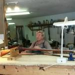 Rifle making, did not buy any rifles