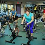 Meadow Park Sports Centre gym. Photo: Justa Jeskova