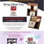 Food Drive June 12- June 27
