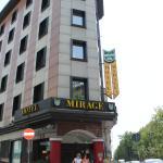 Foto de BEST WESTERN Hotel Mirage