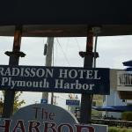Foto de Radisson Hotel Plymouth Harbor