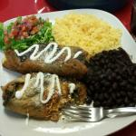 Chiles Rellenos -- awesome