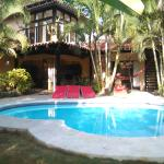 Villa Fleur de Lotus, 300m from the gorgeous Hermosa Beach, North Santa Teresa