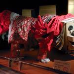 Salah satu exhibition di museum
