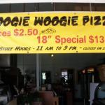 Boogie Woogie Pizza Foto