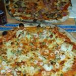 Superbe Pizza pour 21 frs la pizza!