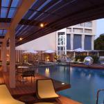 The Park Hotel New Delhi Aqua