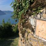 Walking up Via Crucis