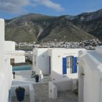 View from property-looking out towards Kamares Port/City