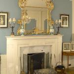 Drawingroom fireplace
