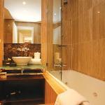 Luxury Vip Suite Bathroom