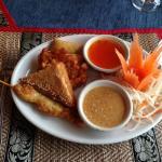 Fab food - A mixed starter