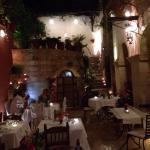 Hermoso lugar, buen trato y excelentes platos.