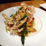 crisp soft shell crab