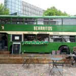 Bearritos Bus in Bristol