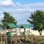 The play area on site