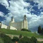 Manti temple-wonderful recreation nearby