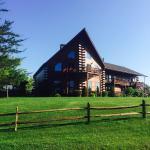 Entrance - Point Au Roche Lodge Photo